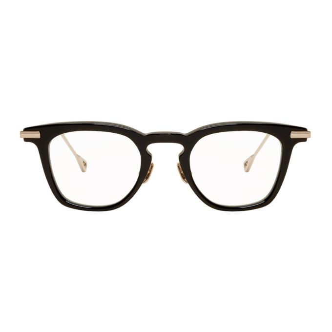 Image of Native Sons Black & Gold Verne Glasses
