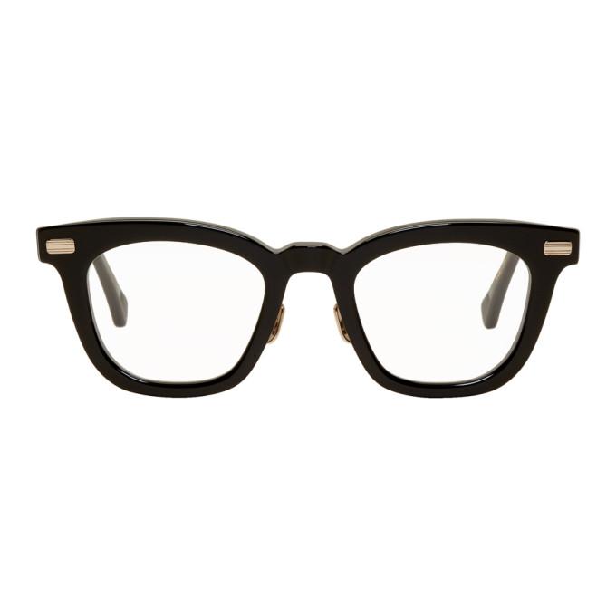 Image of Native Sons Black Kowalski Glasses
