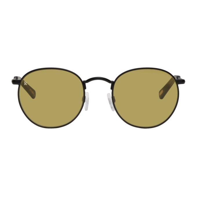 Image of RAEN Black Benson Sunglasses