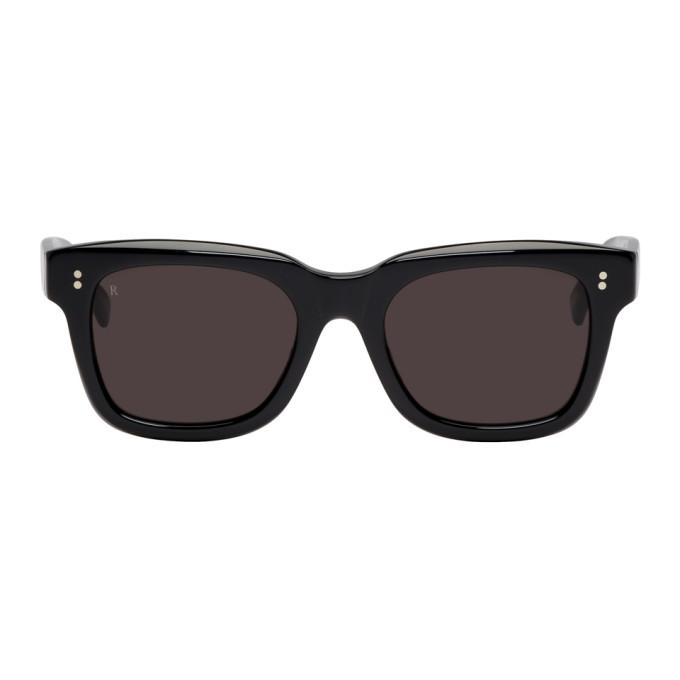 Image of RAEN Black Gilman Sunglasses