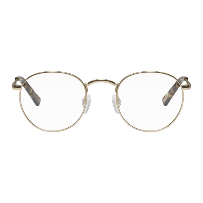 Image of RAEN Gold Benson Glasses