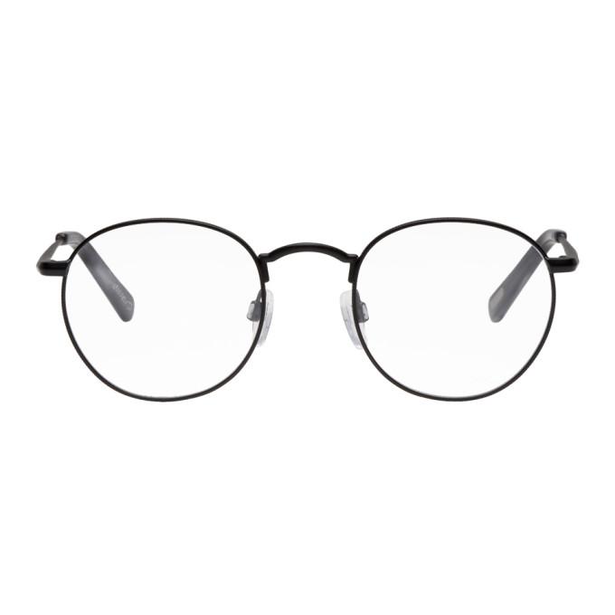 Image of RAEN Black Benson Glasses