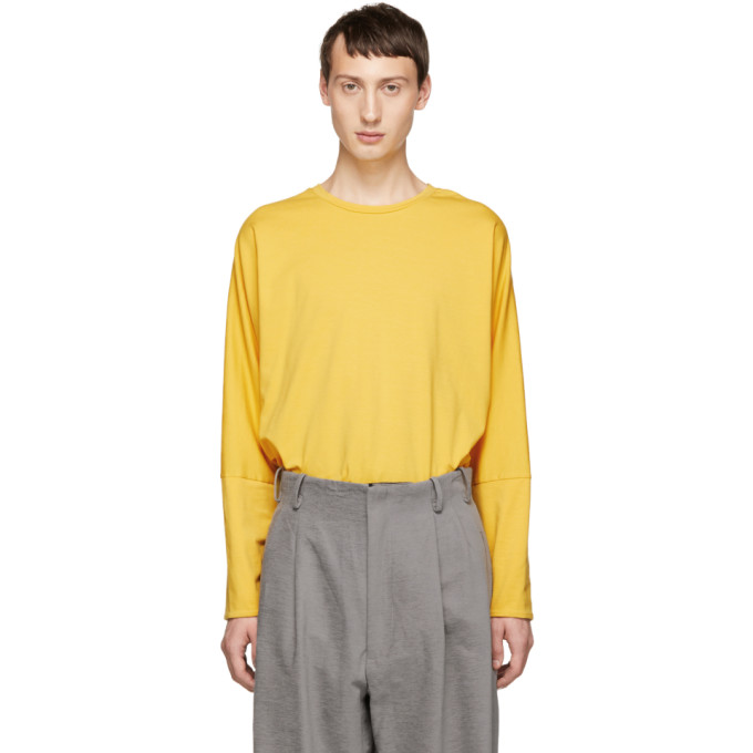 HOUSE OF THE VERY ISLANDS House Of The Very Islands Yellow Loose T-Shirt in 2 Yellow