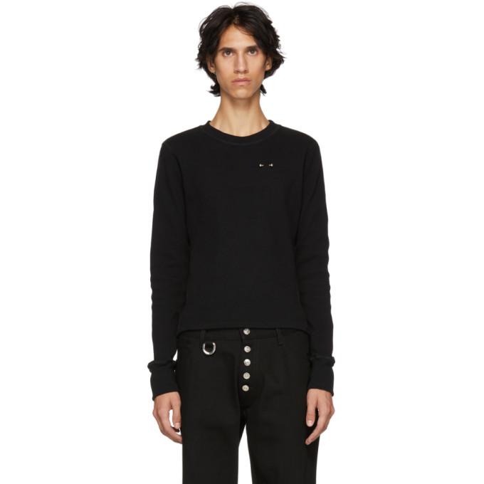 Linder T-shirt noir Bosie