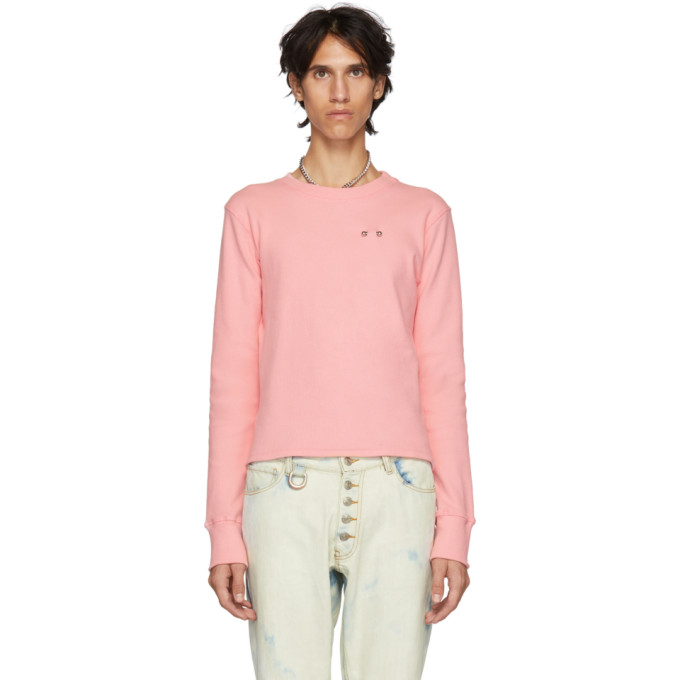 Linder T-shirt rose Bosie Oatmeal