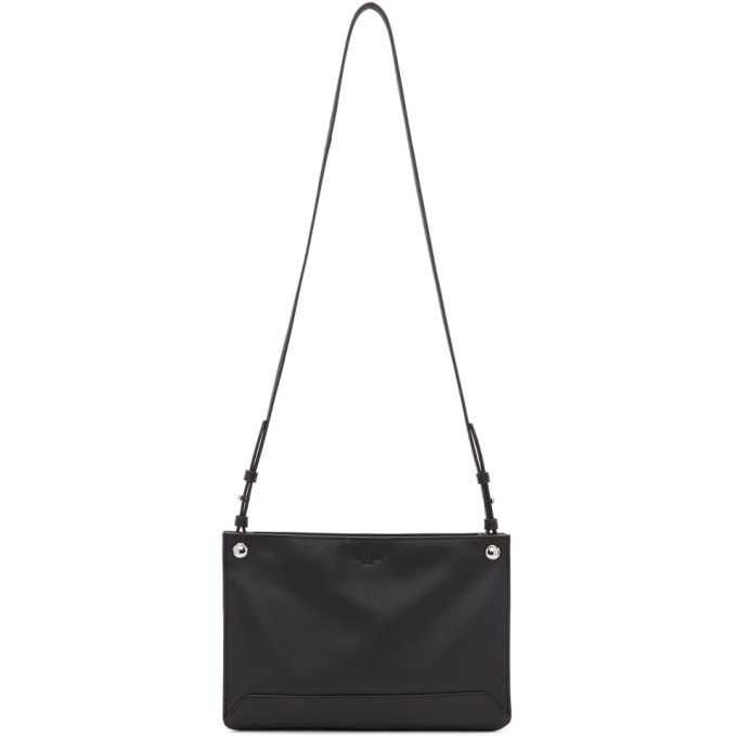 Rag & Bone Black Compass Crossbody Bag