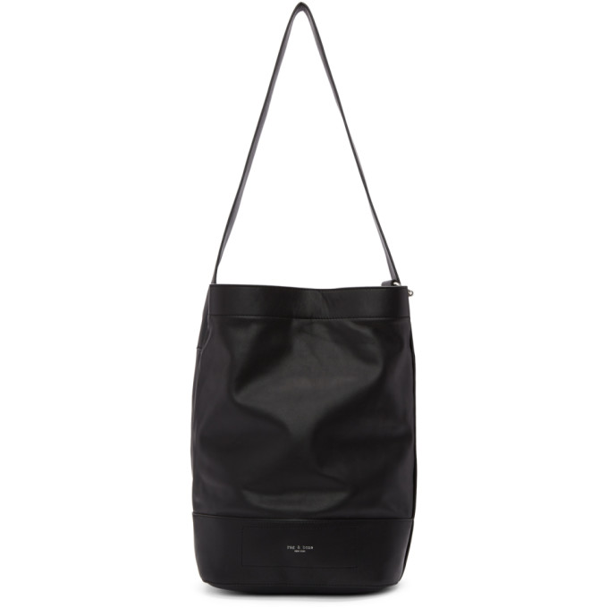 Rag & Bone Black Walker Sling Bag