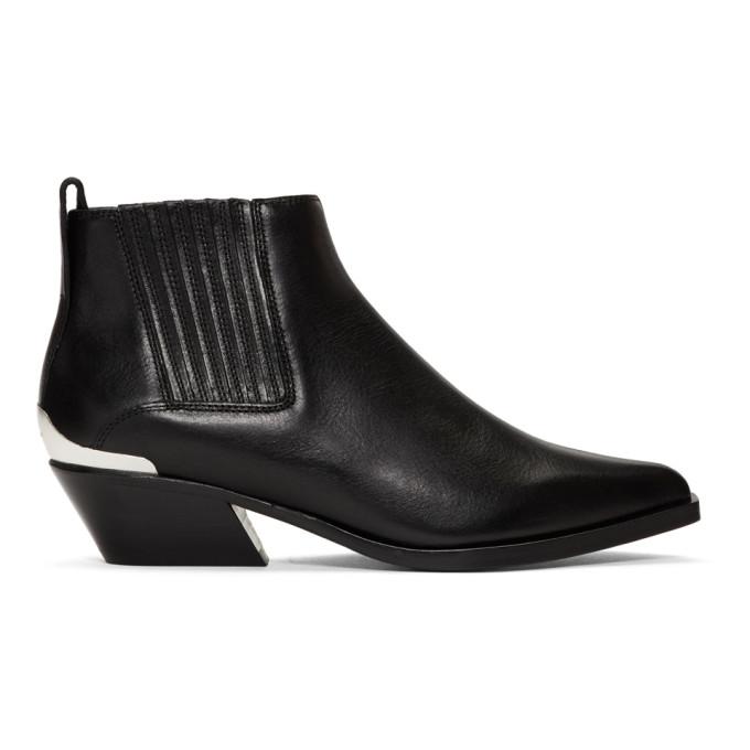 rag and bone Black Westin Boots