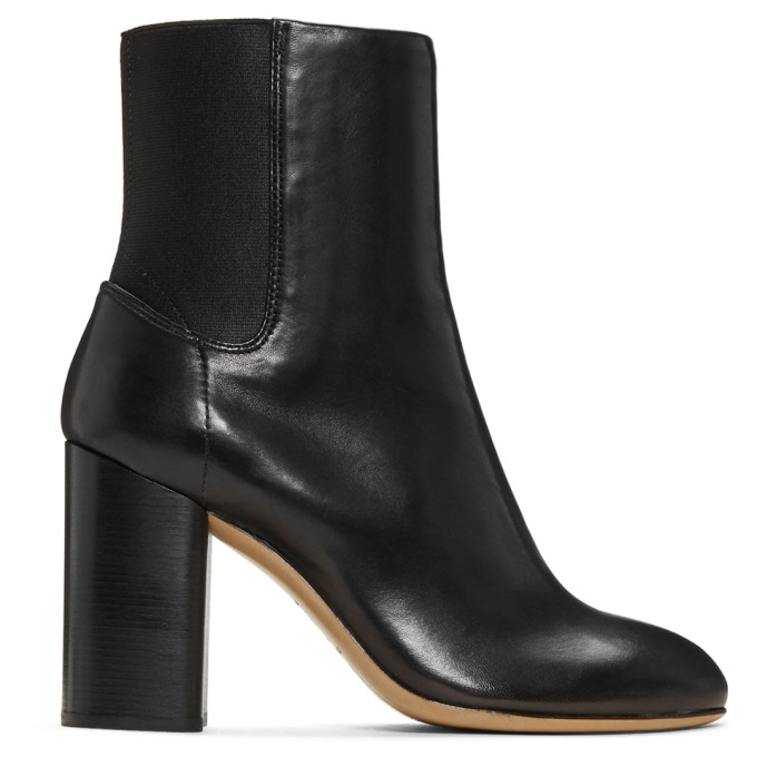 rag and bone Black Agnes Boots