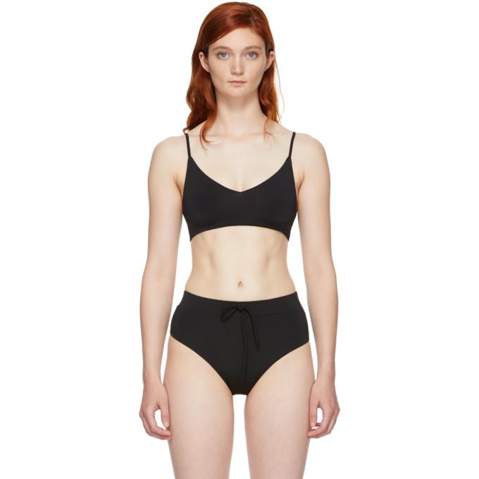 Myraswim Haut de bikini noir Willow