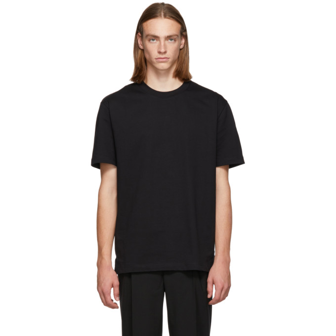 LHOMME ROUGE Lhomme Rouge Black Needs T-Shirt