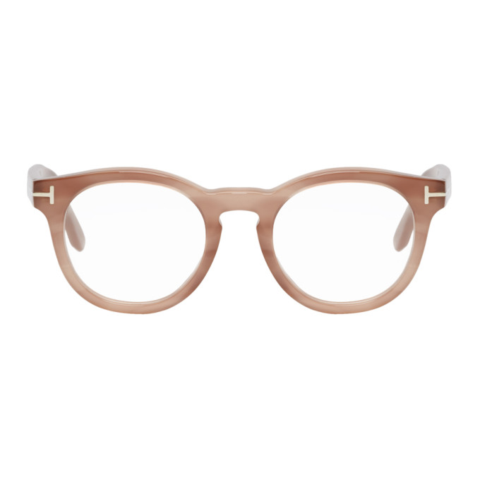 Tom Ford Pink FT5489 Glasses