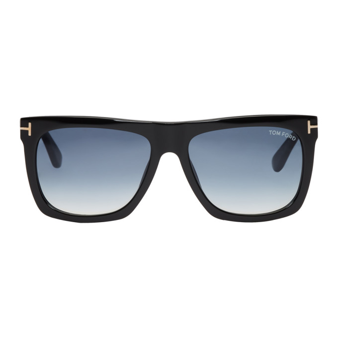 a20db66faa Tom Ford Black Morgan Sunglasses