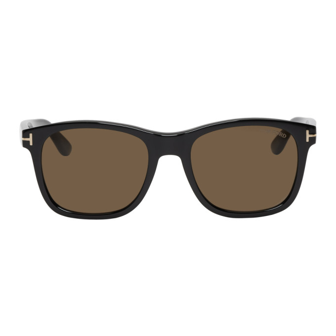 Image of Tom Ford Black Eric Sunglasses