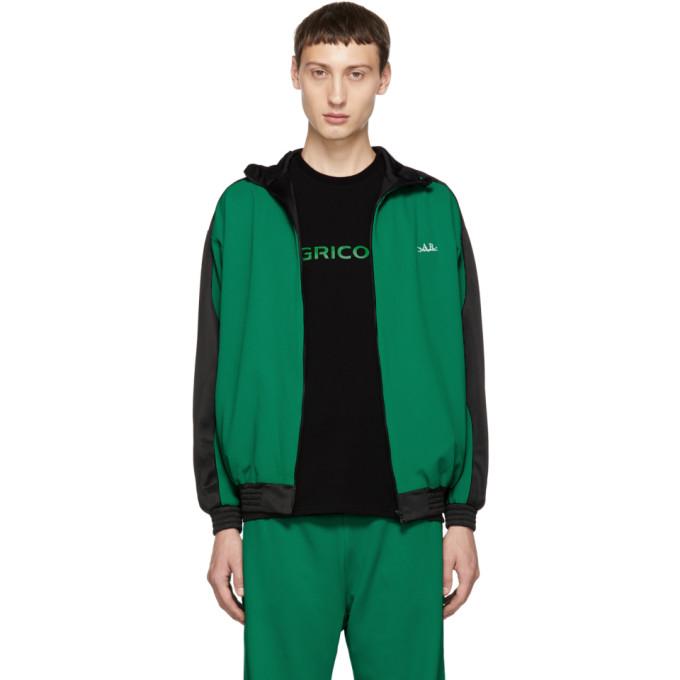 ANTON BELINSKIY Anton Belinskiy Green Sport Jacket