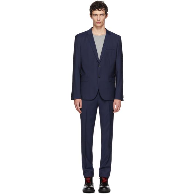 1a15b713 Hugo Navy Arti and Hesten 182 Suit