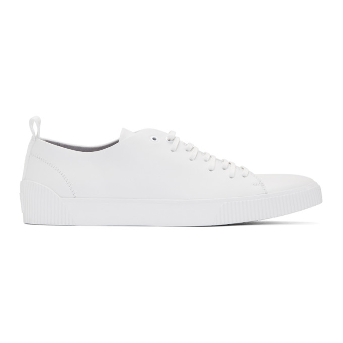 Hugo White Zero Tennis Sneakers