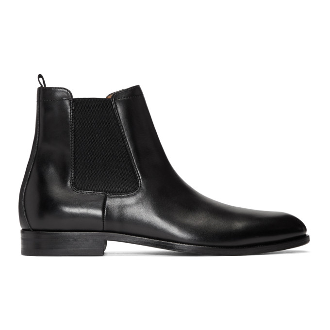 Image of Boss Black Cardiff Chelsea Boots