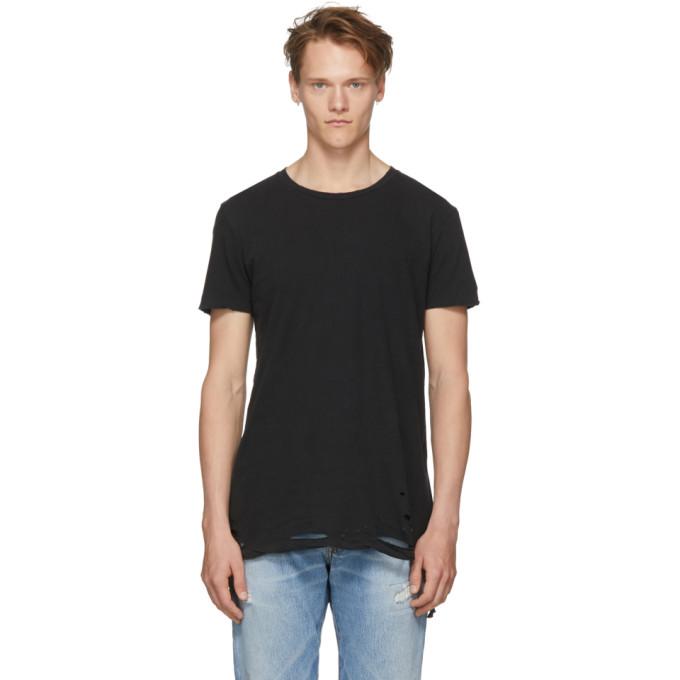 Image of Ksubi Black Sioux T-Shirt