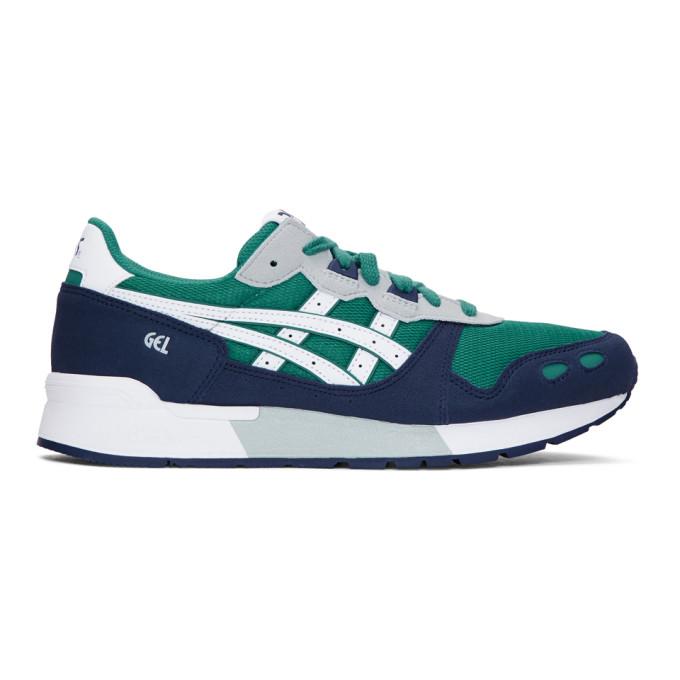 Asics Green & White Gel-Lyte Sneakers