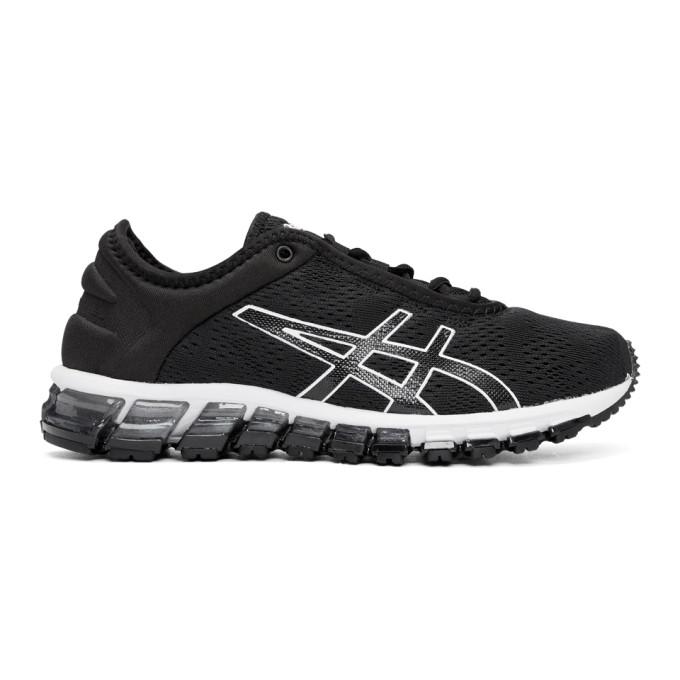 Asics Black & White Gel-Quantum 180 3 Sneakers