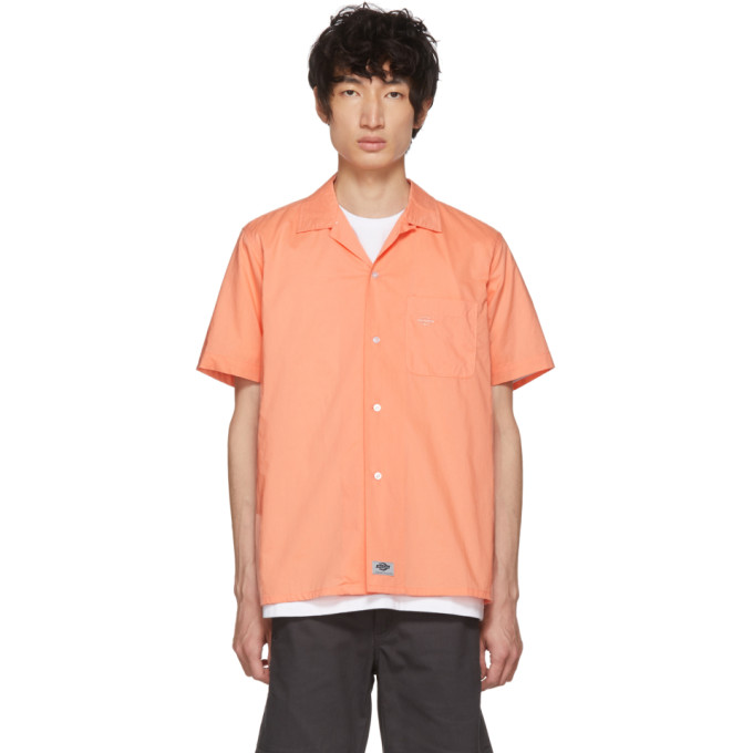 Image of Dickies Construct Orange Work Shirt