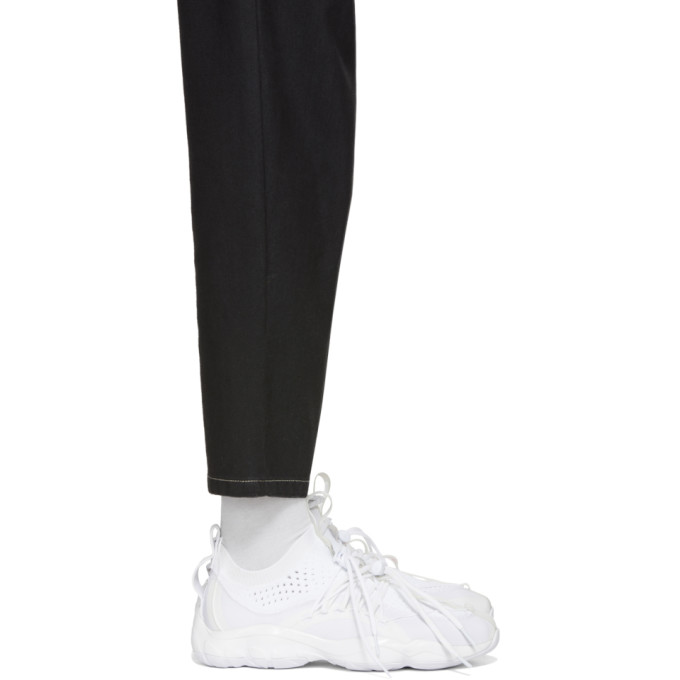Reebok by Pyer Moss White DMX Fusion Sneakers