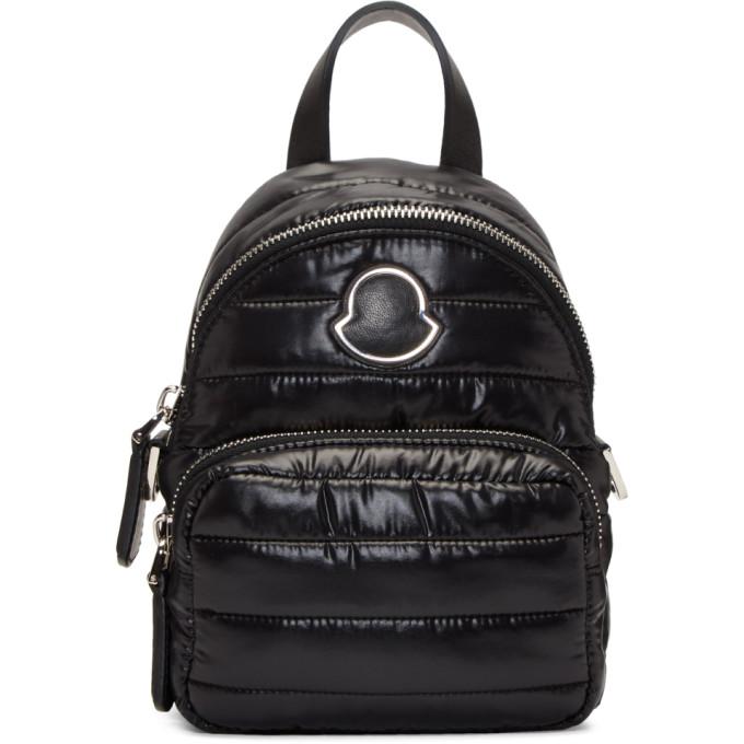Moncler Black Mini Killa Backpack