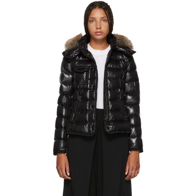 41d6073cfcd9 Moncler  Armoise  Padded Jacket - Black