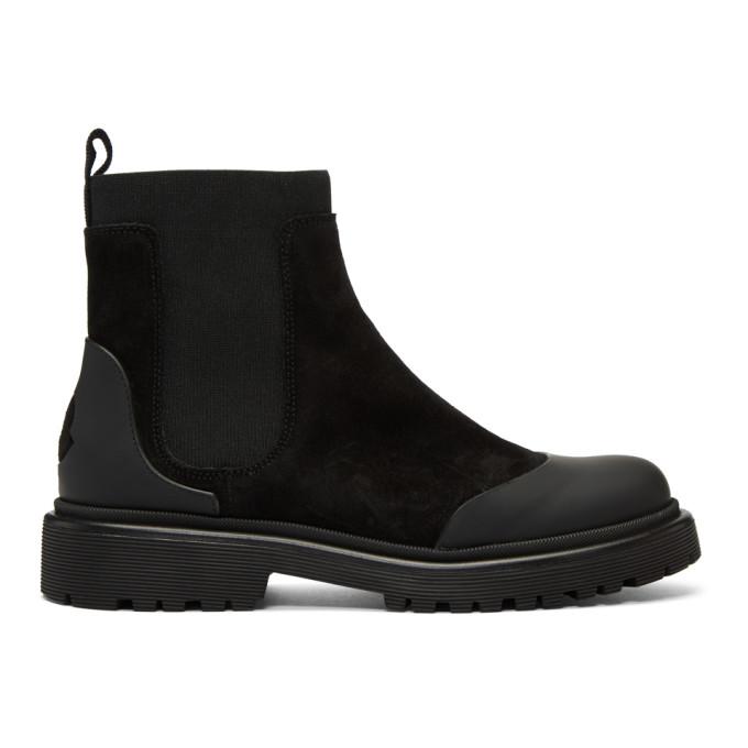 Moncler Black Bathilde Boots