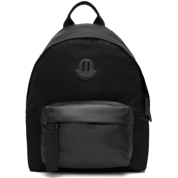 Moncler Black Dolomites Nylon Backpack