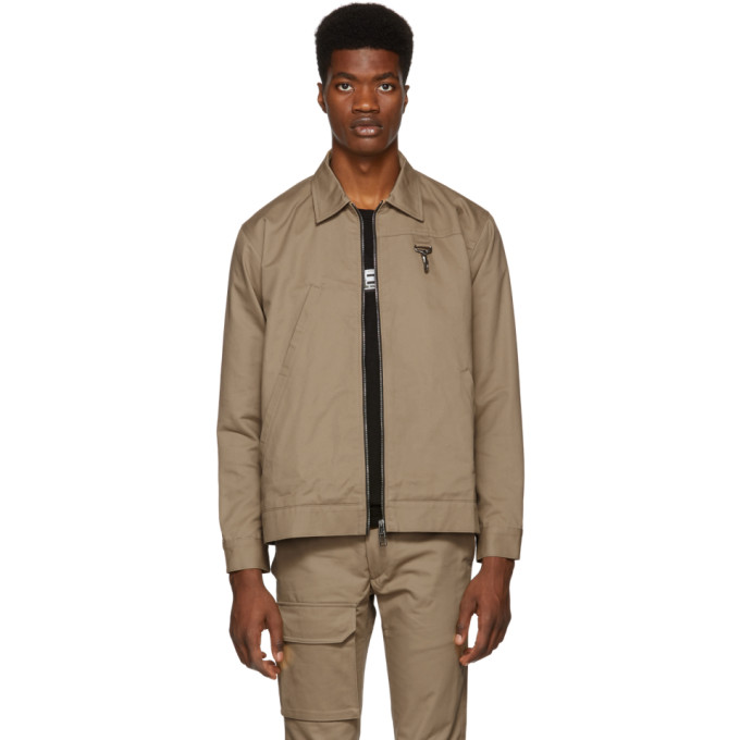 REESE COOPER Reese Cooper Khaki Patches Work Jacket