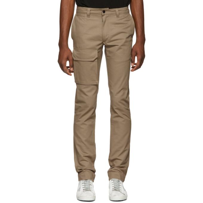 d6485611d8f9c Reese Cooper Khaki Work Cargo Pants