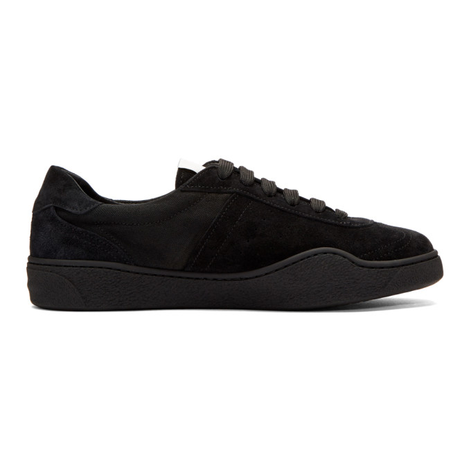 Acne Studios Black Lars Sneakers