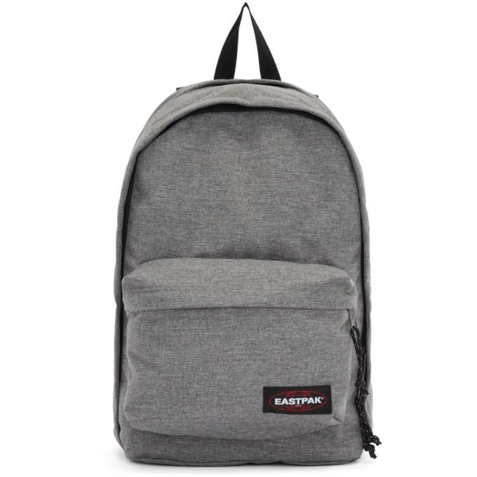 cada10f4313a7 Eastpak Grey Back to Work Backpack