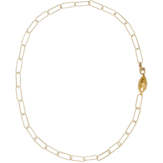Image of Alighieri Gold 'L'Incognito' Choker Necklace