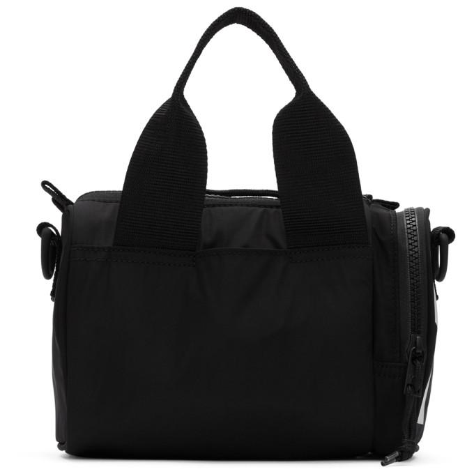 Y-3 Black Mini Logo Bag