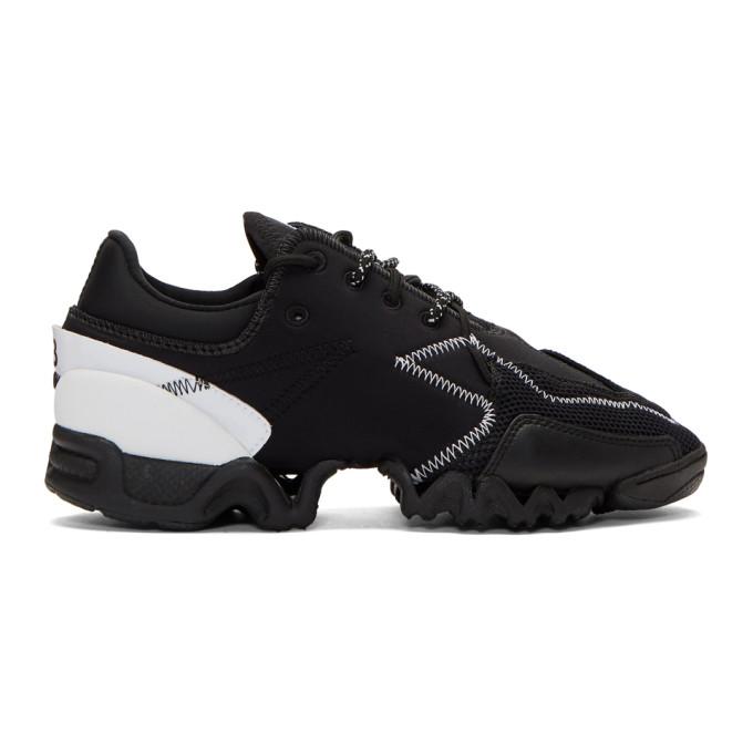 Y-3 Black Ekika Sneakers