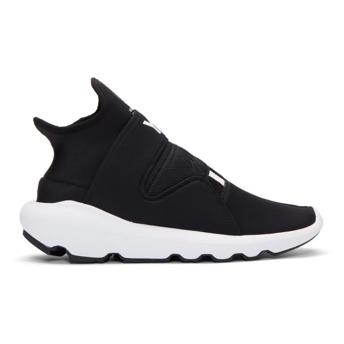 Y-3 Black Suberou Sneakers