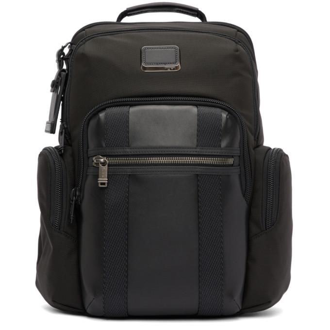 Tumi Black Nellis Backpack