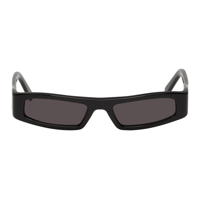 NOR Nor Black Continuum Sunglasses in Blackbrn