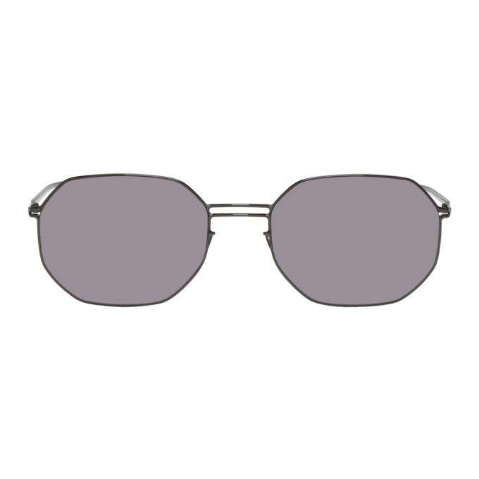 Maison Margiela Grey Mykita Edition MMESSE021 Sunglasses