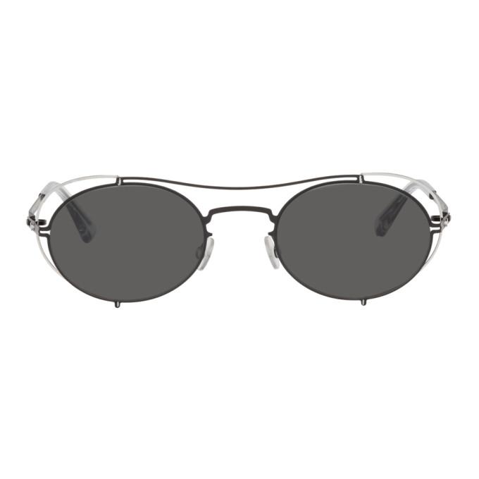 Maison Margiela Black Mykita Edition MMCRAFT002 Sunglasses