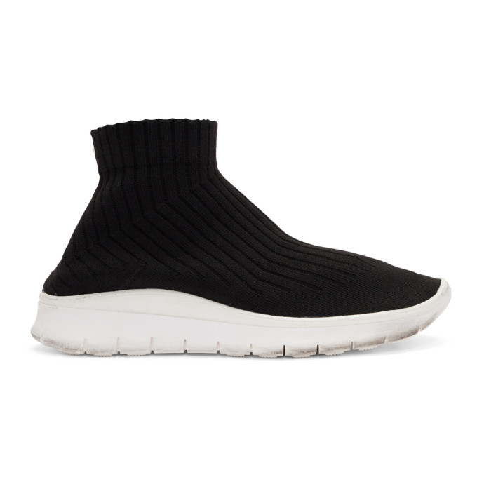 Maison Margiela Black Sock Sneakers