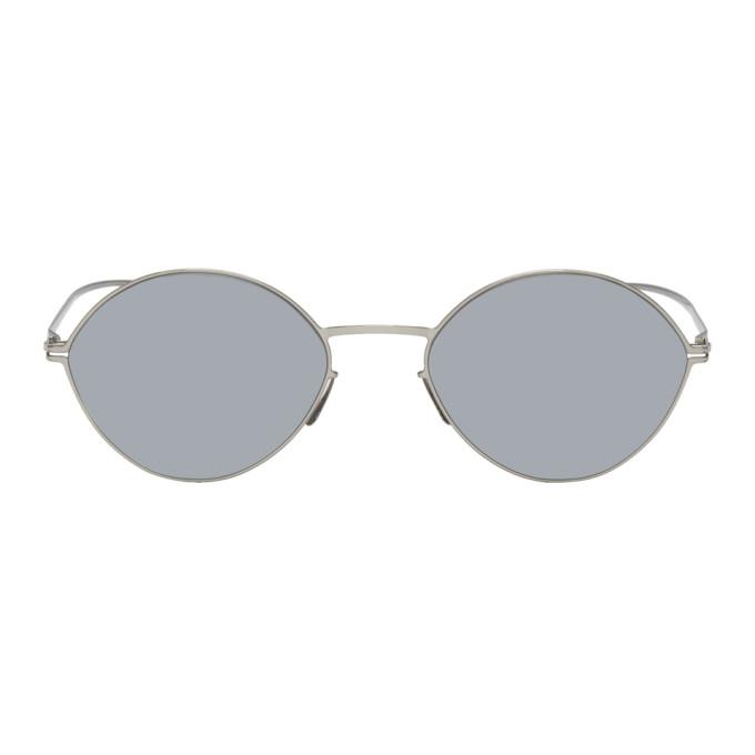 Maison Margiela Silver Mykita Edition MMESSE020 Sunglasses