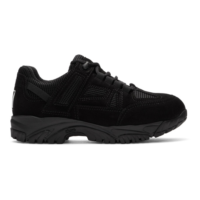 Maison Margiela Black Security Sneakers