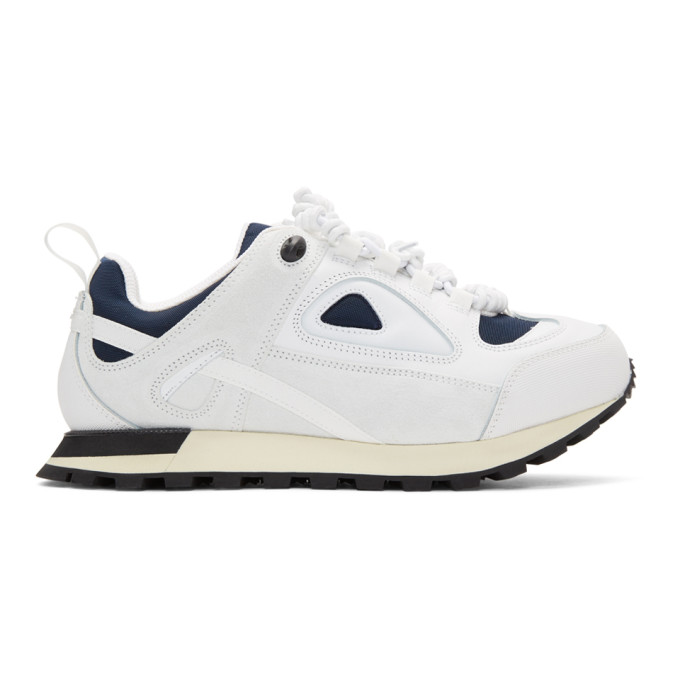 Maison Margiela White Security Runner Sneakers
