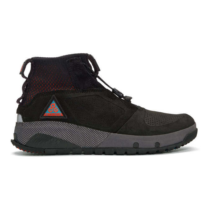 Nike ACG Black Ruckel Ridge Sneakers