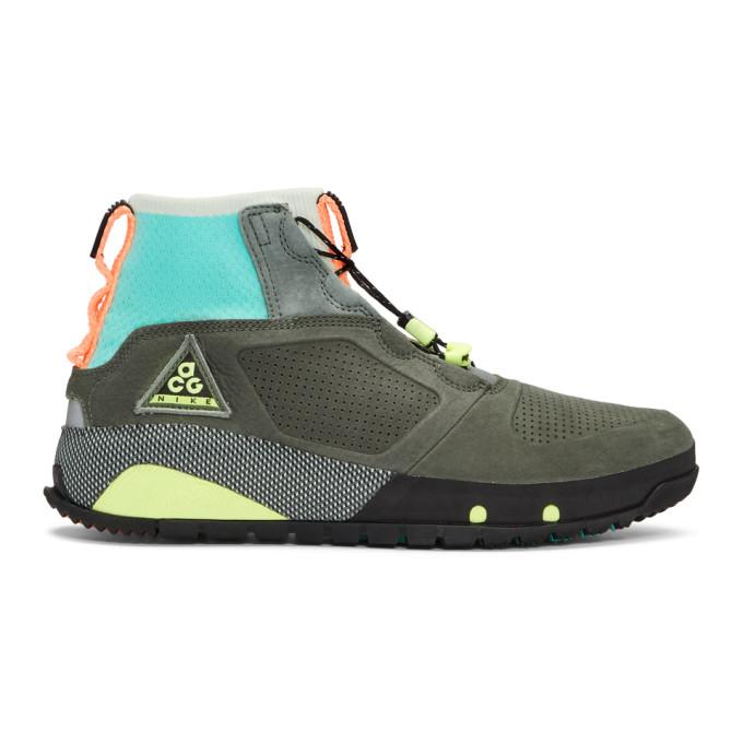 Nike ACG Grey Ruckel Ridge Sneakers