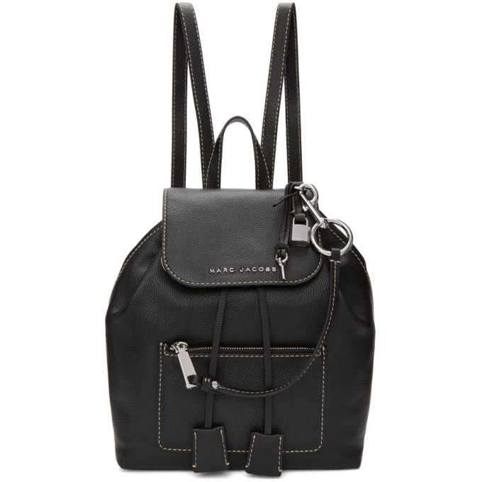 Marc Jacobs Black 'The Bold Grind' Backpack